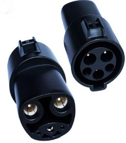Adapter typ 1 do Tesla